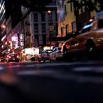 Úžasné video zachycující ruch v New Yorku
