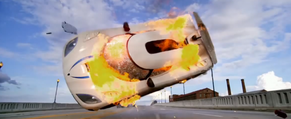 Trailer k filmu Need for Speed 1