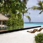 Nové luxusní ubytování na Maledivách