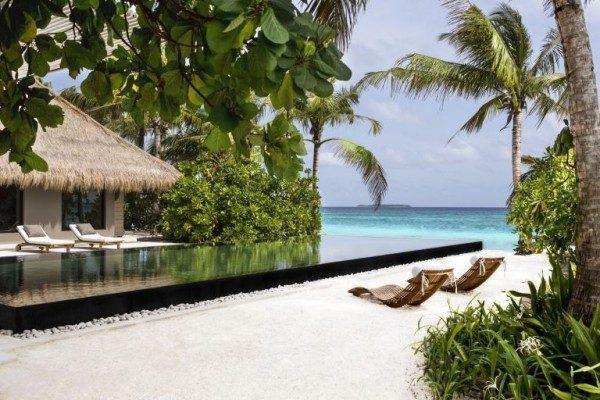 Nové luxusní ubytování na Maledivách 1