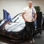 Koenigsegg One: Udeří rychlostí 450 km/h.  2