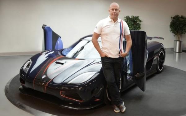 Koenigsegg One: Udeří rychlostí 450 km/h.  1