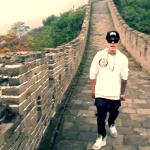 Justin Bieber a videoklip z Velké čínské zdi