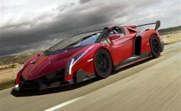 Lamborghini Veneno Roadster za 4.5 mil. $ 3