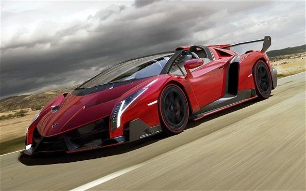 Lamborghini Veneno Roadster za 4.5 mil. $ 1