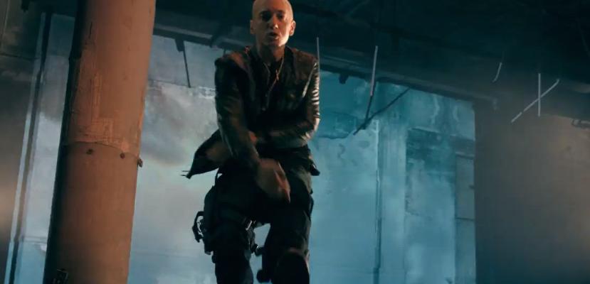 "Eminem a nový videoklip s názvem ""Survival"" 1"