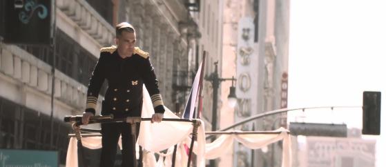 "Robbie Williams představuje nový klip  ""Go Gentle"" 1"