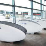 """Mezinárodní letiště Abu Dhabi, nainstaluje """"Sleeping Pods"""" 6"""