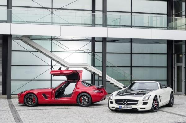 Mercedes-Benz představuje finální verzi SLS AMG GT 1