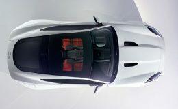 Jaguar F-Type Coupé odhalil fotku  1