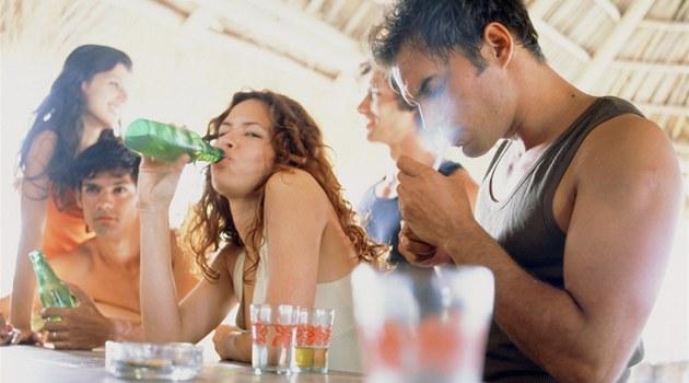 Etiketa chlastání: Jak se chovat pod parou? 1