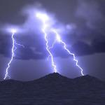 Víte, co se stane s lidským tělem po zásahu bleskem?