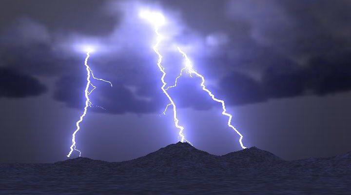 Víte, co se stane s lidským tělem po zásahu bleskem? 1