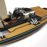 Kormaran – člun který  se brzy stane realitou.