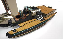 Kormaran - člun který  se brzy stane realitou. 5
