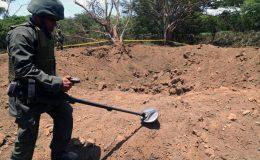 Kráter v nikaragujské hlavním městě Managua  je výsledkem dopadu meteoritu. 5
