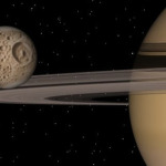 Měsíční Hvězda smrti může ukrývat tajemství plné vody