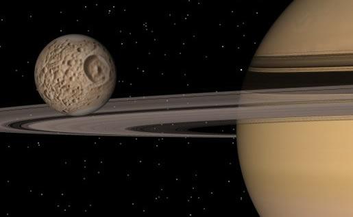 Měsíční Hvězda smrti může ukrývat tajemství plné vody 1