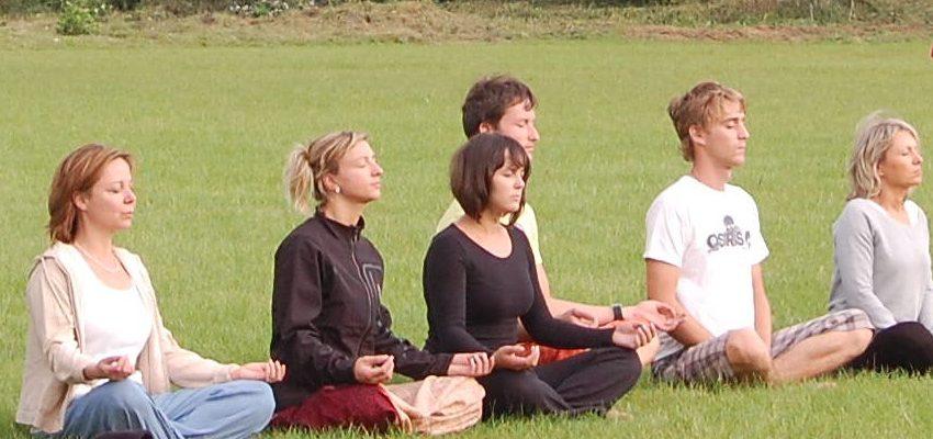 Meditace skutečně chrání naše buňky 1