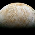 NASA ukázala nejúžasnější záběr Evropy