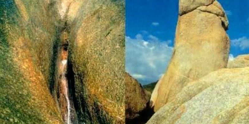 Tvrdý jako kámen? Příroda má smysl pro humor! 1