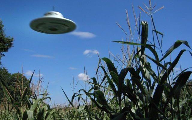 Havárie UFO v Brazílii - přísně tajné! 1
