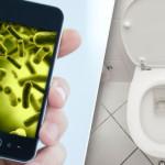 Takový humus roste na vašem telefonu! 7