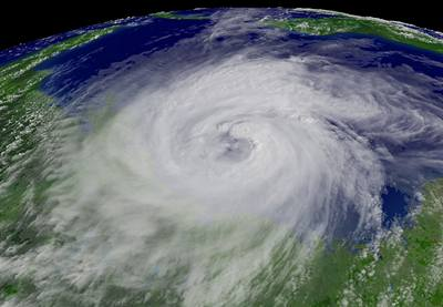 Mohl být hurikán Sandy dílem člověka? 1