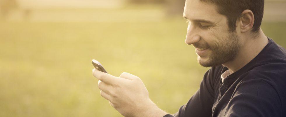 Čím více operací provádíte kliknutím na mobil, tím více vám roste mozek! 1