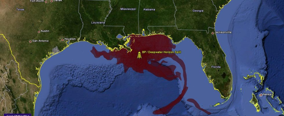 Byla ropná havárie v Mexickém zálivu naplánovaná? 1