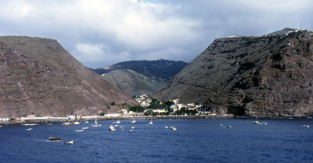 St-Helena-Jamestown