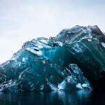 Proč vypadá tento ledovec jinak a je vůbec z naší planety?