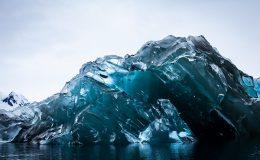 Proč vypadá tento ledovec jinak a je vůbec z naší planety? 31