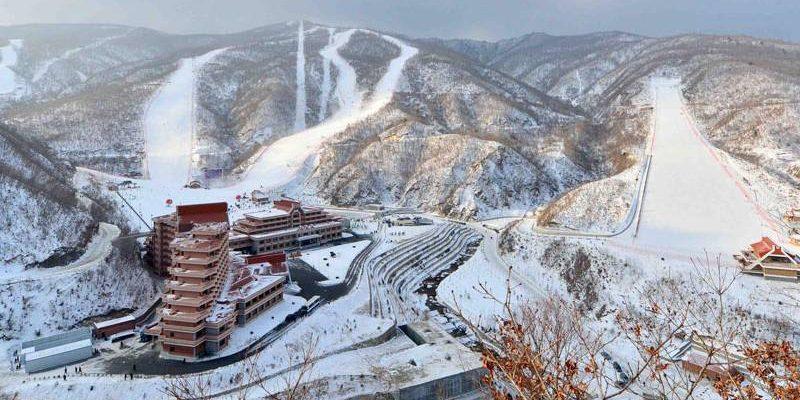 Hladomor nebo luxusní dovolená? V Severní Koreji obojí 1