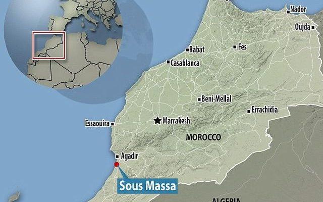 Ruiny Atlantidy prý nejsou pod vodou. Leží v Maroku 1