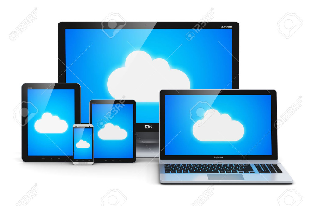 23906877-Creative-abstract-cloud-computing-technology-wireless-internet-telecommunication-and-web-connection--Stock-Photo