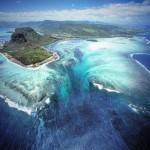 Krása, která vás nadchne – vodopád pod mořem