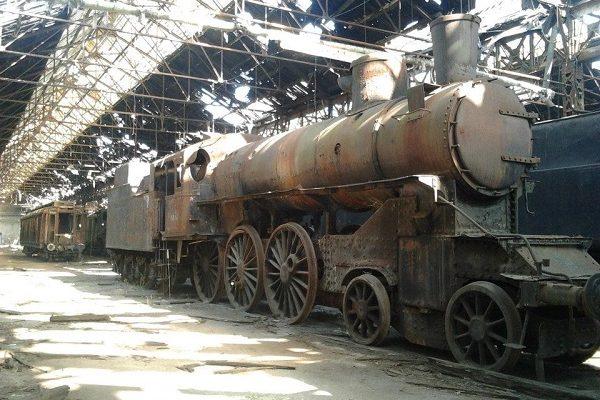 Opuštěný hřbitov vlaků: Směřovaly i do Osvětimi 1