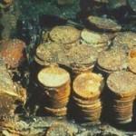Poklad z potopené lodi je opět na souši, má nevyčíslitelnou hodnotu