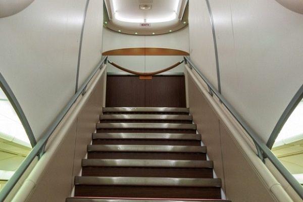Luxusní hotel v letadle: Za 440 tisíc Kč můžete letět jako král 1
