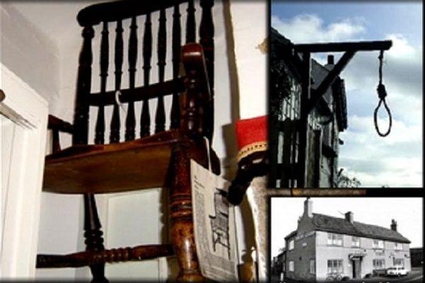 Prokletá židle, která usmrtila desítky lidí 1
