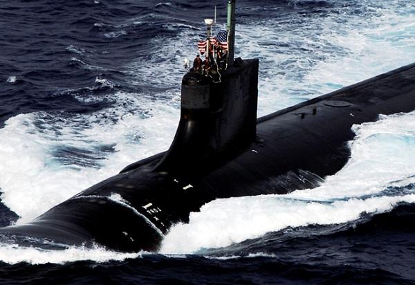 Americká-útočná-ponorka-třídy-Virginia