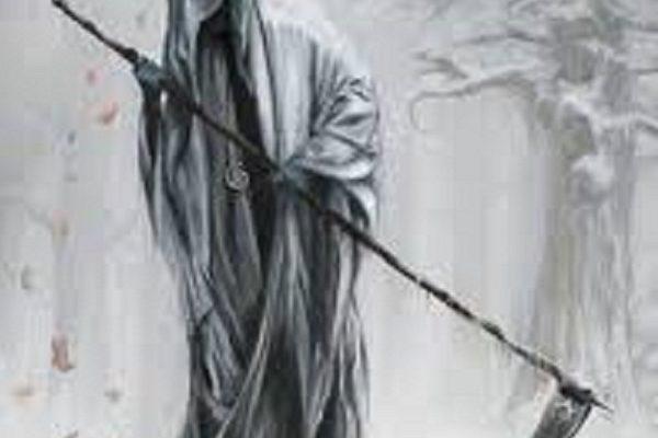 Existuje Smrtka v podobě kostlivce s kosou? 1