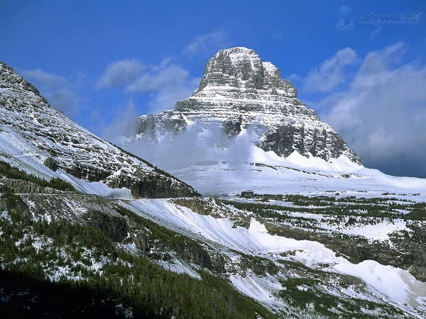 mount-reynolds--glacier-national-park--montana