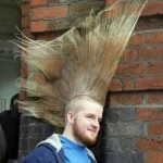 Nejulítlejší vlasy na světě. Pobaví i vystraší