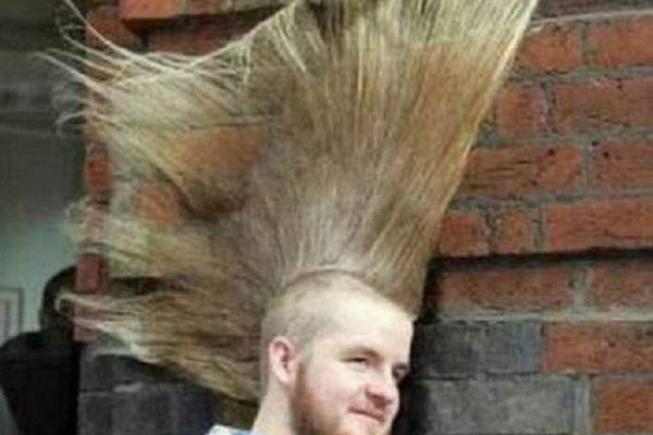 Nejulítlejší vlasy na světě. Pobaví i vystraší 1
