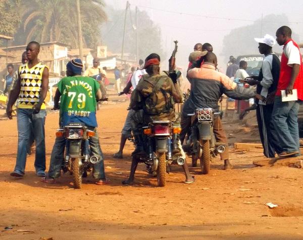 stredoafricka