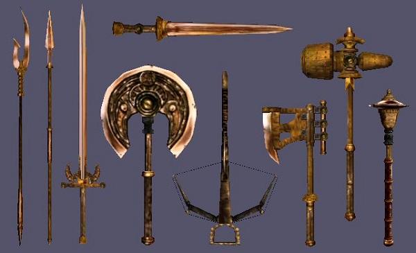 Změnily chod dějin: Nejatraktivnější zbraně středověku 1