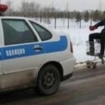Ty nejbláznivější fotky z Ruska: Dokázali nemožné 7