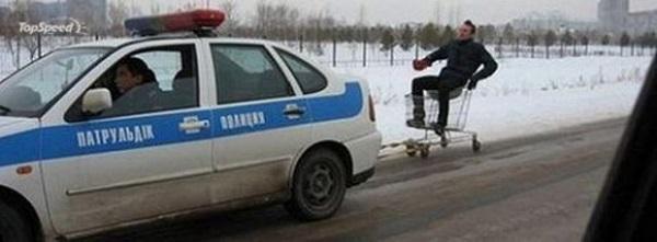 Ty nejbláznivější fotky z Ruska  Dokázali nemožné  0fd88636c6